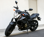ホンダ CB400SF SPEC2
